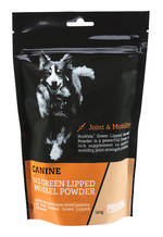 Canine Green Lipped Mussel Powder