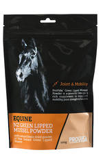 Equine Green Lipped Mussel Powder
