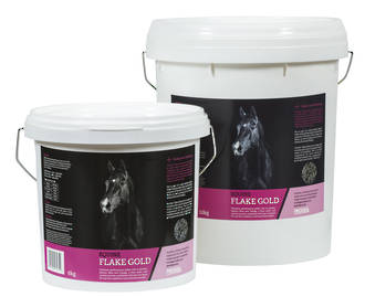 Equine Flake Gold