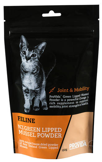 Feline Green Lipped Mussel Powder