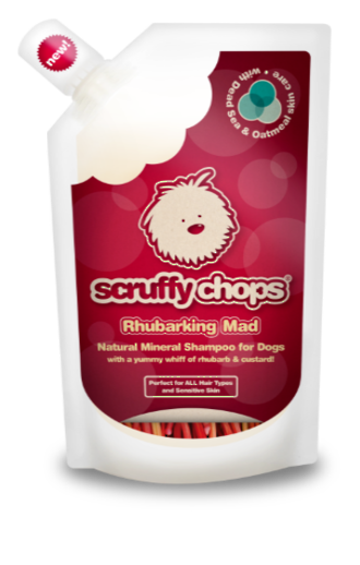 Rhubarking Mad Dog Shampoo