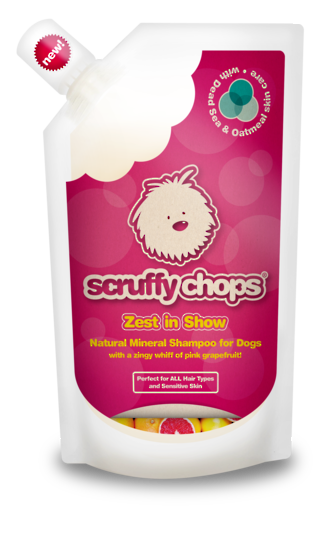Zest in Show Dog Shampoo